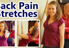 Stretches for Back Pain, Headaches, Posture, Neck Pain Relief Exercises by Austin Chiropractor