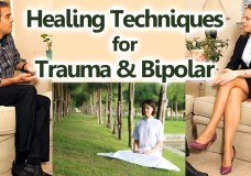 Bipolar Disorder Healing Techniques for Trauma, Alternatives, Meditation & Mental Health