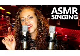 Relaxing ASMR Singing