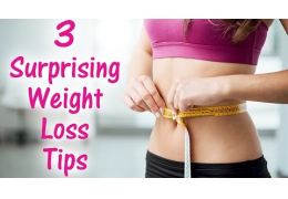 3 Surprising Ways To Lose Weight