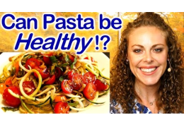 Is Pasta Healthy? Tips & Low Carb Recipe