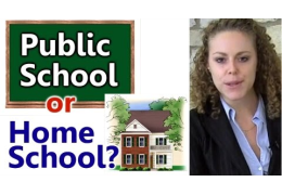 Public vs. Home School, Does the US Education System Dumb Kids Down or Help them Learn?