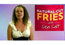 Breast Implants In Wendy's Natural-Cut French Fries?